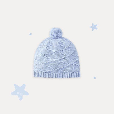 100% Cotton Beanie Hat for 0-5 Years Old Baby Care LIFEASE