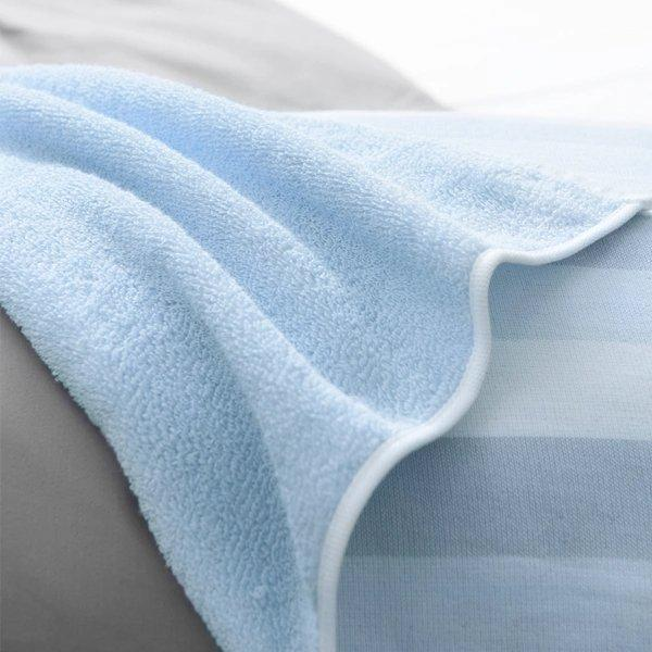 100% Cotton Double Layered Pillow Cover Towel Home & kitchen LIFEASE