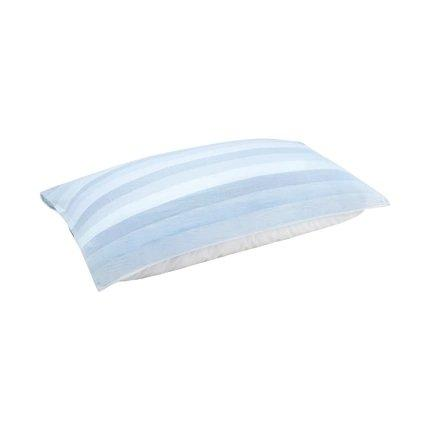 100% Cotton Double Layered Pillow Cover Towel Home & kitchen LIFEASE Blue