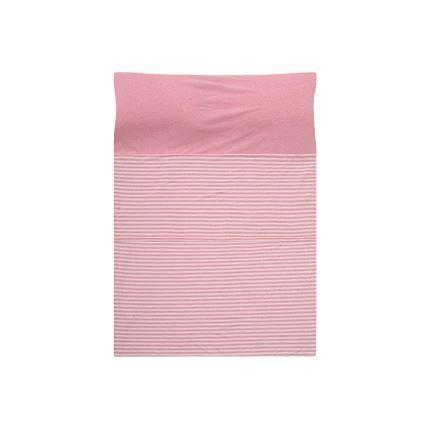 100% Cotton Lightweight Portable Sleeping Bag Liner - Sizes: Single/Double - Multiple Colors Home & kitchen LIFEASE Single Pink