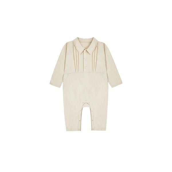 100% Cotton Newborn Antibacterial Jumpsuit Baby Care LIFEASE 2.17 feet (3-6 months old)