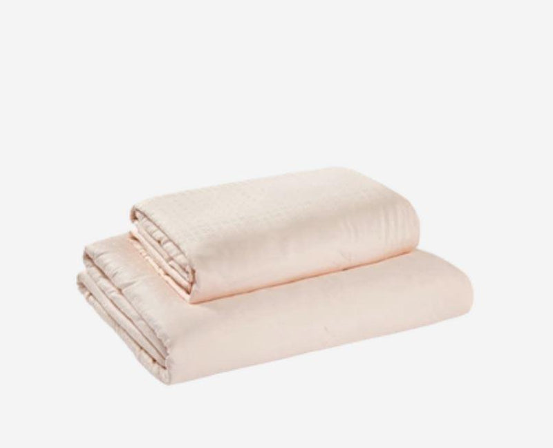"100% Mulberry Silk Comforter (Two-in-One Comforter) - Queen/King Home & kitchen LIFEASE Pink 1.1+3.3lb/ Queen (Fit comforter: 78.7""x91"")"