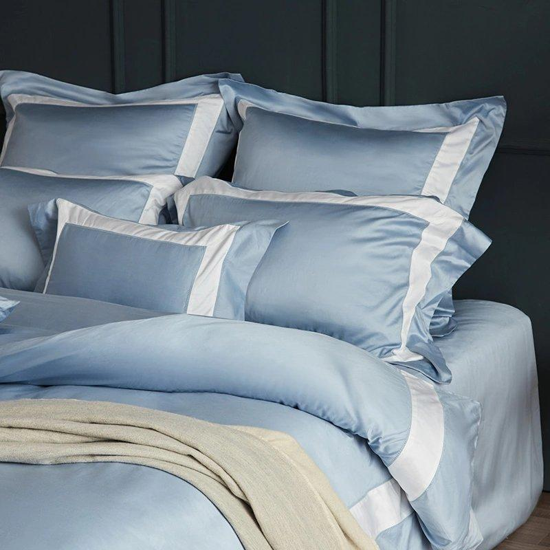 100-Thread-Count Simple and Elegant Style Pillowcase Home & kitchen LIFEASE