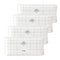 100% Cotton Facial Cleansing Towels, 100/20 Sheets