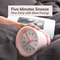 Nordic Style Silent Bedside Table Alarm Clock