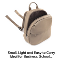 Unisex Small Classic Gimmick Backpack