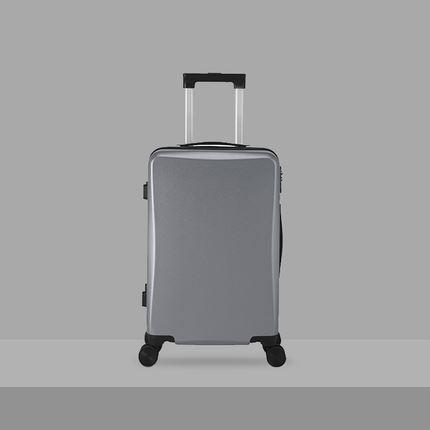 20-inch Matte Carry-on Luggage (外部仓) Sports & Travel LIFEASE Deep gray