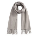 Solid Color 100% Wool Scarf - Unisex