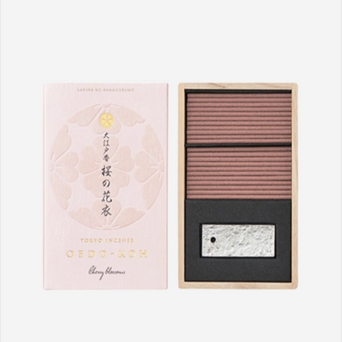 [Made in Japan] Oedo Room Incense