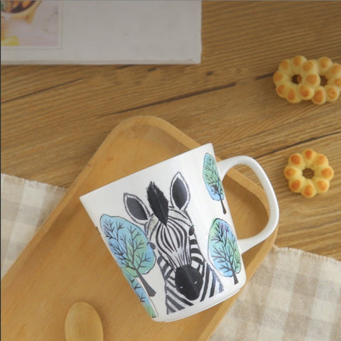 【Use code:MEMORIAL28, Buy 2 Get 20% off】Japanese Mino Ware and Blue Series Mug