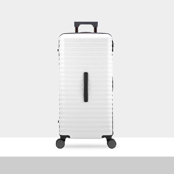 28-Inch 100% PC Luggage with 100L Capacity, TSA Lock and Spinner(外部仓) Sports & Travel LIFEASE