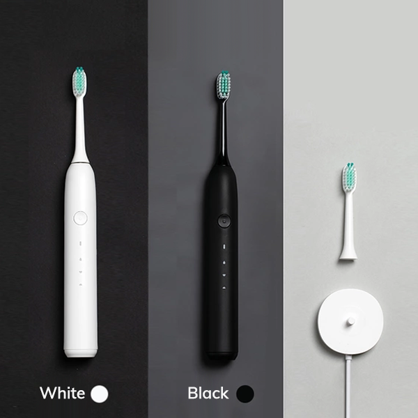 Buy 1 Get 1 Free - Buy 1 Japanese Style Sonic Electric Toothbrush Get 1 Free