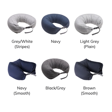 [Minimum 2 Per Order] Japanese Style Multi-functional Neck Pillow with Double Buckle