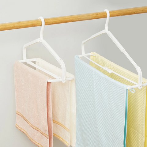 [Made in Japan] Multi-Functional 3-Pole Folding Hanger Rack