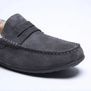 Men's Sheepskin Hardsole Moccasion Lofer