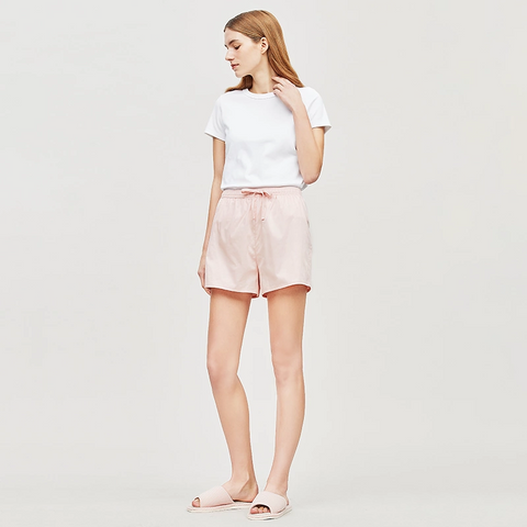 Women's Basic Home Shorts