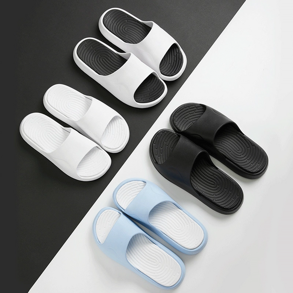 【Minimum 3-Pair Per Order】Extra Thick Home Slippers - Unisex with a Non-Slip surface, Offered,  Multiple Colors