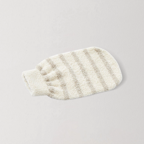 Japanese Style Highly-absorbent Glove-shaped Wash Cloth