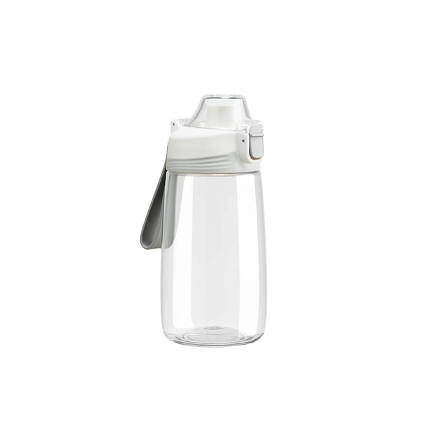 Light-weight Tritan Plastic Water Cup with Flip Cap
