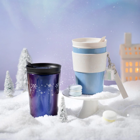 Snow Monster Series Stainless Steel Cup