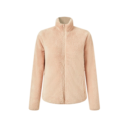 Women's Coral Fleece Jacket