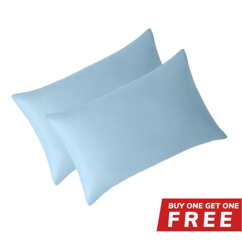 Buy 1 Get 1 Free - Buy 1 Moisturizing Lyocell Pillowcase Get 1 Free