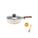 Thickened Bottom Multifunctional Non-stick Pans