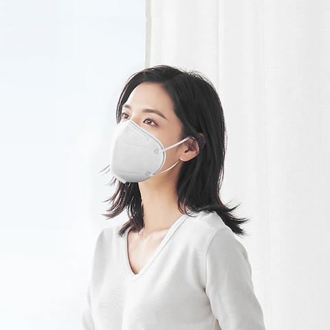 【1 Pack/Person】 KN95 Nano Face Mask (20 PCs/Individual Package)