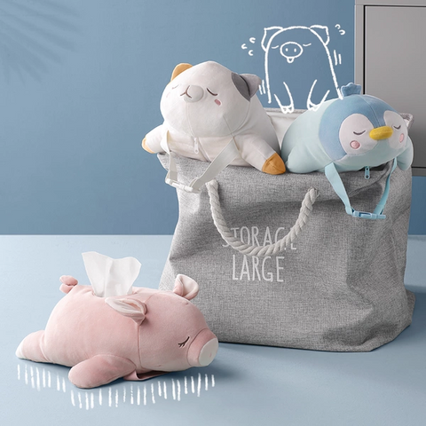 Stuffed Animal Tissue Bag