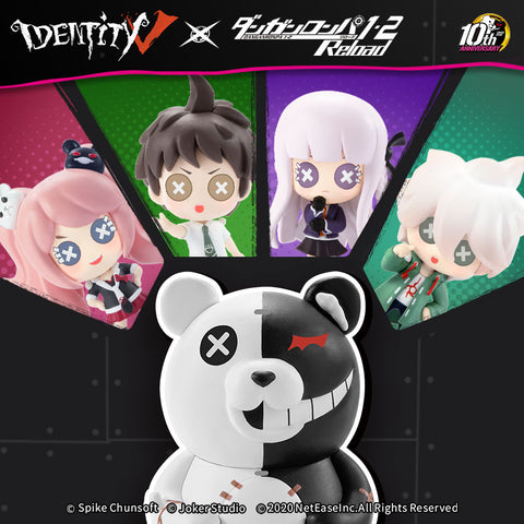 "【Preorder, Ship from China 05/30/21】Identity V × #Danganronpa Crossover Mini Figure (Each Length 2.4"")"