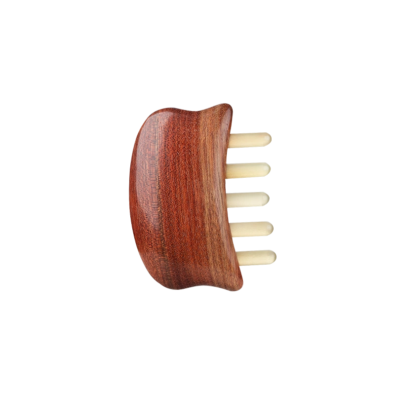 Sheep Horn Meridian Massage comb