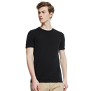 Men's Silk Cotton Knit T-Shirt