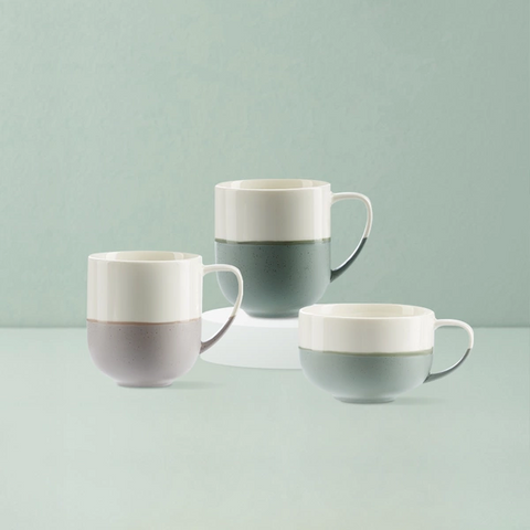Simple Contrasting Color Cup