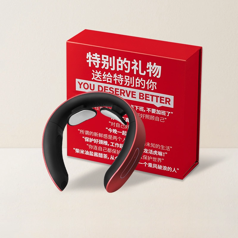 【Special Edition】 EMS Cervical Spine Massager