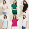 Women's Cotton Polo Shirt