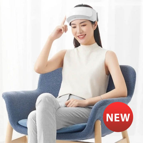 Electric Head Pressure Massager