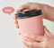 [Minimum 2 Per Order] Desktop Travel Tumbler - Ideal for Coffee, Tea, and More
