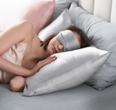 Mulberry Silk Pillowcase + Sleeping Mask Bundle