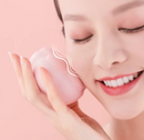 Electric Sonic Vibration Silicone Facial Cleanser
