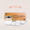 Tea Set & Draining Tray Combo Value Pack
