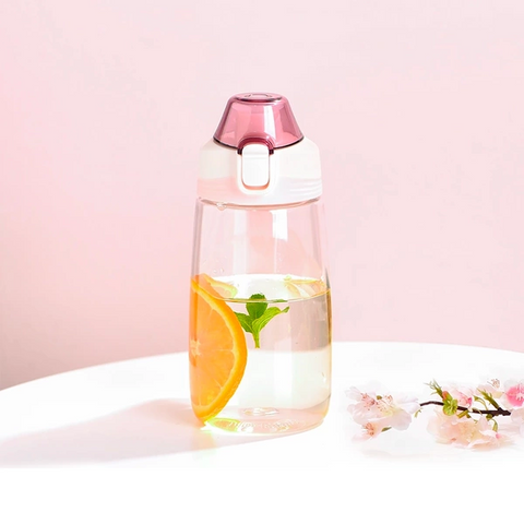 Sakura Water Bottle And Cup Limited Set