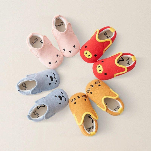 Animal Cotton Shoes for Baby Infant 6 - 24 Months Baby Care LIFEASE