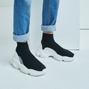 Men's High Top Socks Shoes