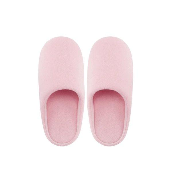 Basic Lightweight Home Slippers Holiday special LIFEASE Pink Women S (US 5-6)