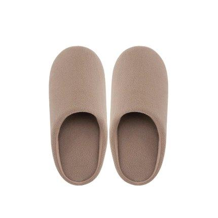 Basic Lightweight Home Slippers Holiday special LIFEASE Tea Men M (US 7.5-8)