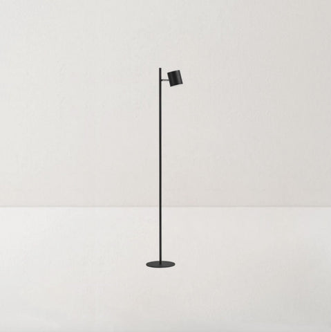 Black Modern 340 Degree Adjustable Floor Lamp (USA Adapter needed) Home & kitchen Lifease