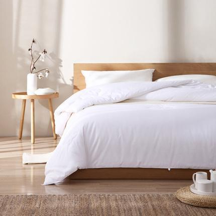 Breathable and Extra Warm Cotton Comforter - Queen/King Home & kitchen LIFEASE