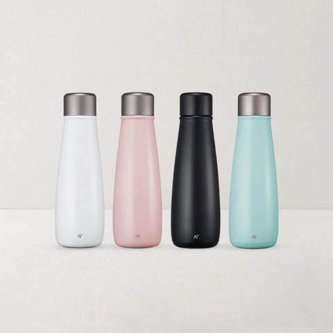 Buy 1 Get 1 Free - Lifease Smart Water Bottle - 24 Hr Insulation w. LCD Touch Screen