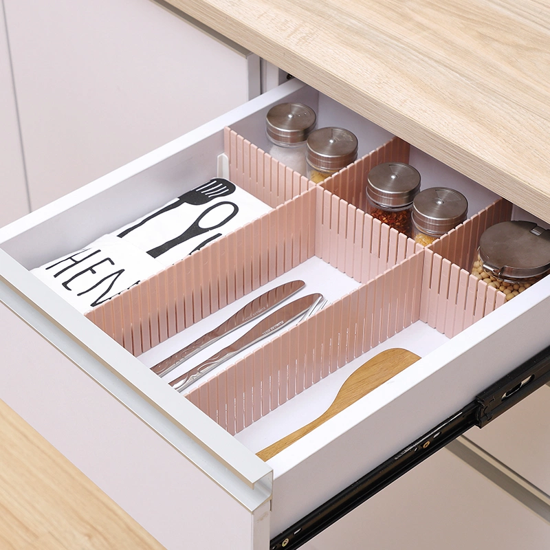 [Minimum 2 Per Order] Plastic Drawer Dividers - Multiple Colors