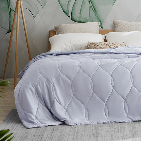 Airy Cooling Summer Comforter - Machine Washable